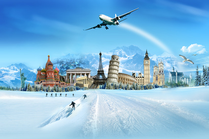 European Trends In Winter Holidays Abroad Increase In Wintertime - European trips